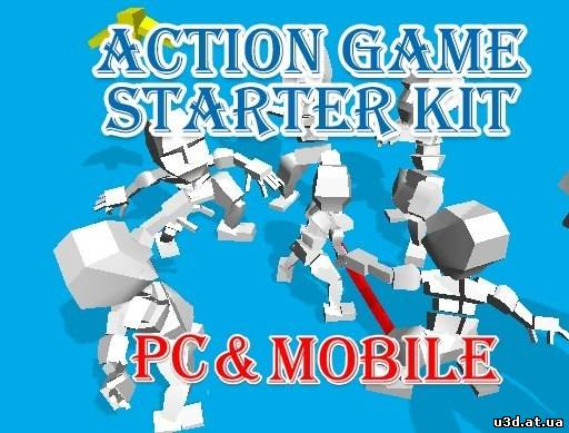 Action Game Starter Kit