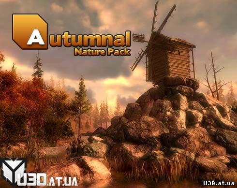 Autumn NATURE Pack