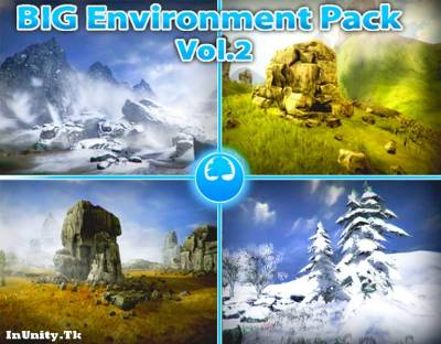 BIG Environment Pack Vol2
