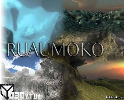 Ruaumoko Requires Unity