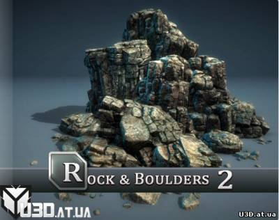 Rocks and Boulders 2