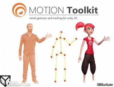 Omek Motion Toolkit
