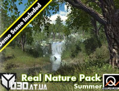 Real Nature Pack Summer