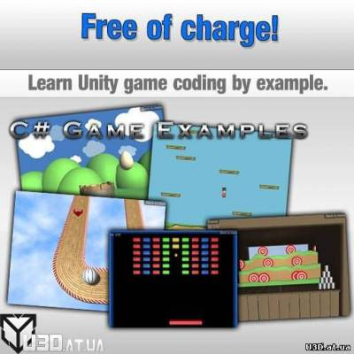 C# game examples