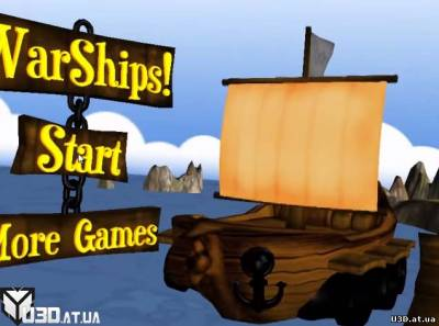 WarShips Unity 3D starter kit
