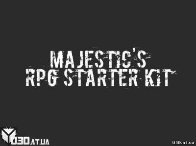 Majestic's RPG Starter Kit v1