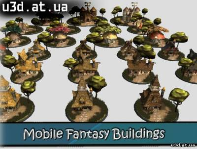 Mobile Fantasy Buildings