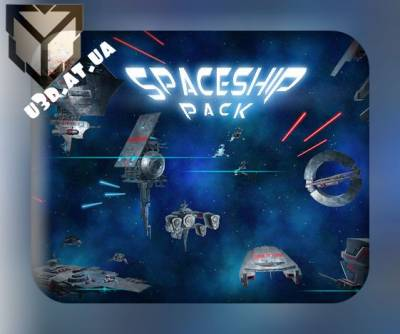 16 Spaceships Pack