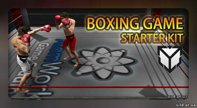 Unity 3D Boxing Game