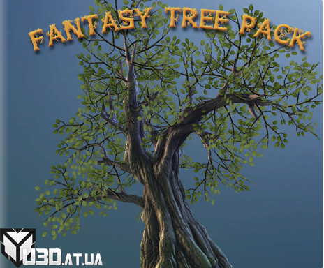 Fantasy Tree Pack