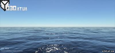 Ocean with BRDF lighting in Unity