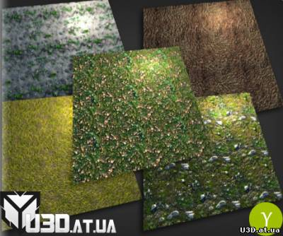 Ground Textures Pack