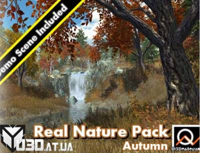 Real Nature Pack 2: Autumn v2
