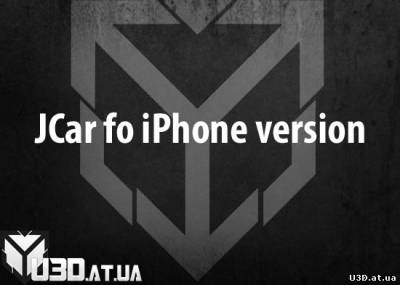 JCar fo iPhone version