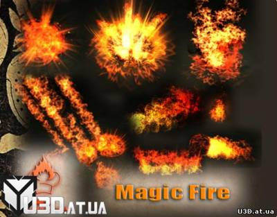 Magic Fire Vol.1
