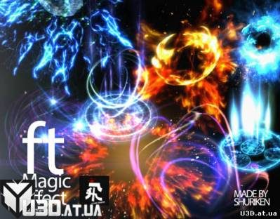 FT Magic Effects Volume03
