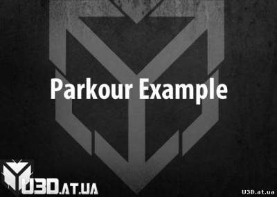 Parkour Example