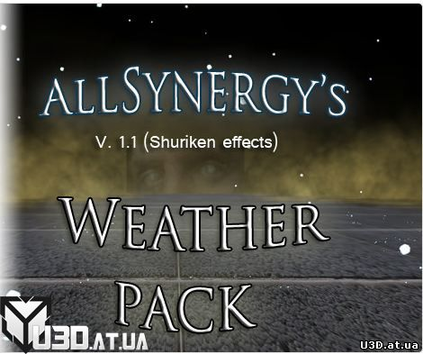 AllSynergy's Weather Pack