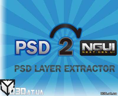 PSD Layers to NGUI