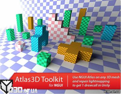 Atlas3D Toolkit for NGUI version 1.2