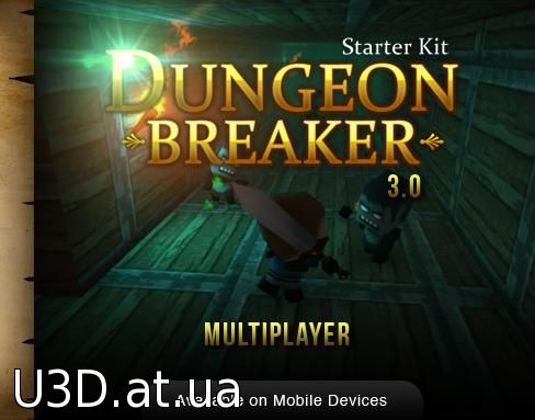 Dungeon Breaker Starter Kit 3.0