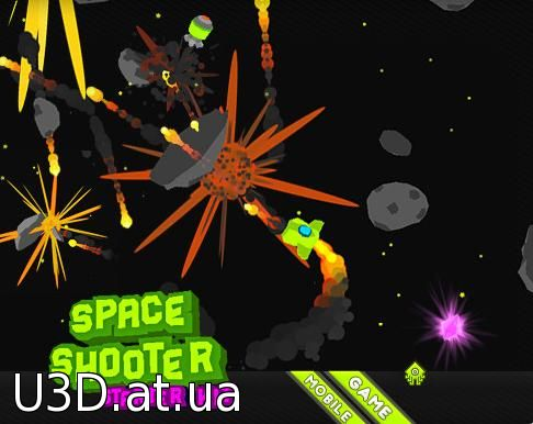 Space Shooter Starter Kit 1.12
