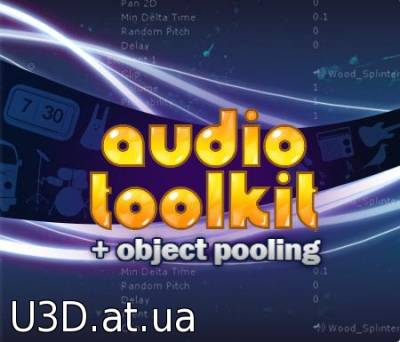 Audio Toolkit v3.5