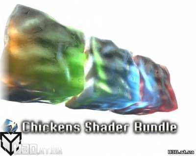 Chickens Shader Bundle v1.59