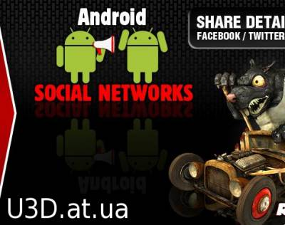 Android Social Networking