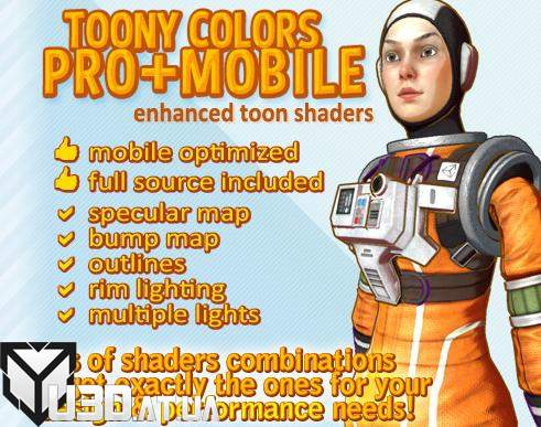 Toony Colors Pro+Mobile v1.7