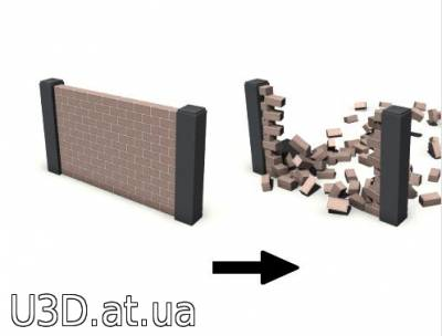 Easy Destructible Wall
