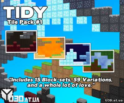 Tidy Tile Pack #1 v.1.0