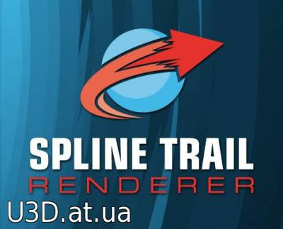 Spline Trail Renderer