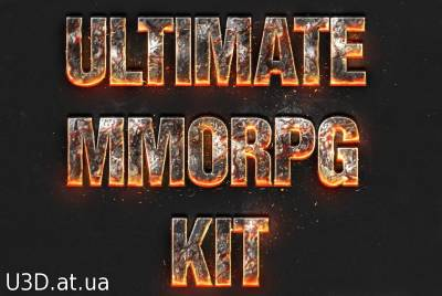 Ultimate MMORPG Kit