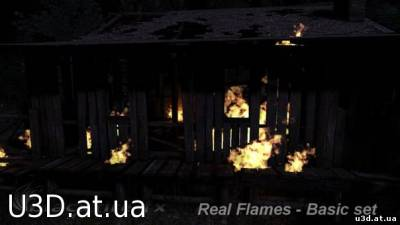Real Flames - Basic Set
