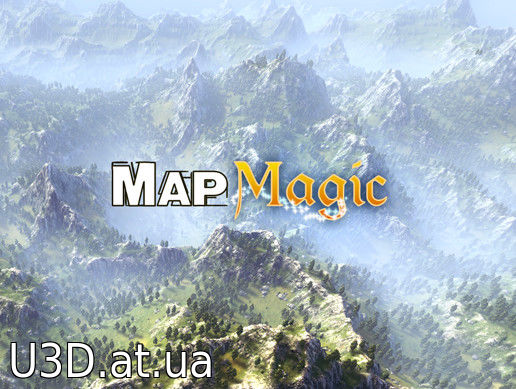 MapMagic World Generator 1.3