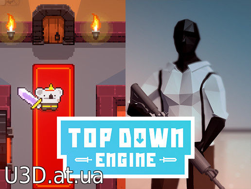 TopDown Engine
