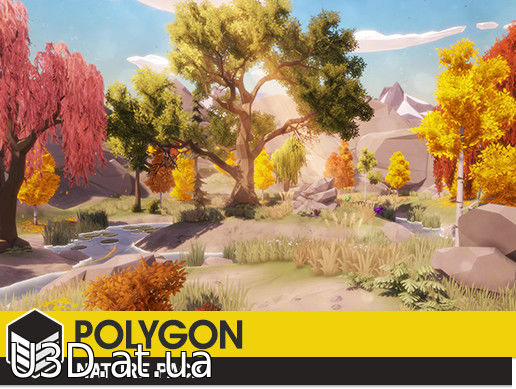 POLYGON – Nature Pack v1.0 exported