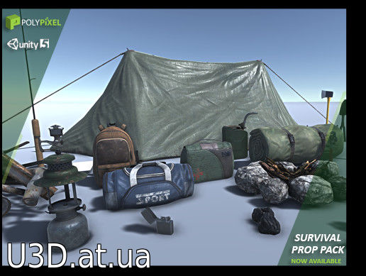 Survival Prop Pack v1.1