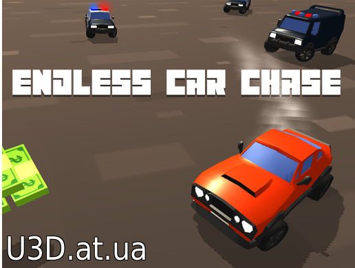 Endless Car Chase Game Template v1.15