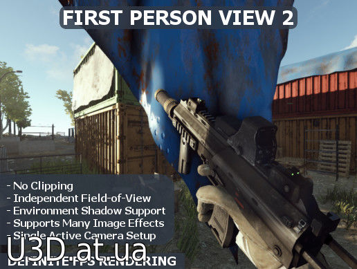 First Person View 2 v2.1.2