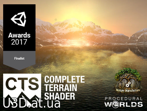 CTS – Complete Terrain Shader v1.1.0