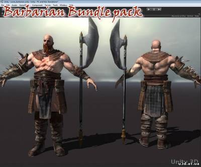 Barbarian Bundle