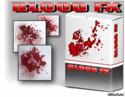 Blood FX Pack